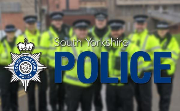 South Yorkshire Police and their logo