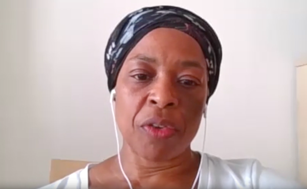 sheffield Voices speaking out on issues of abuse on zoom